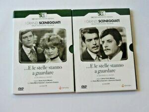 I GRANDI SCENEGGIATI RAI ...E LE STELLE STANNO A GUARDARE Puntate 1-9 Film DVD