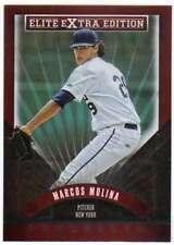 2015 Panini Elite Extra Edition Baseball #154 Marcos Molina Mets