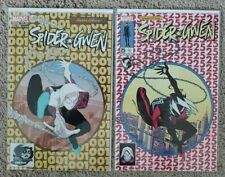 Spider-Gwen 1 And 25 Variants! Total Of 2 Comics!