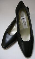 Bandolino Shoes Low Heels Pump Black Womens Size 6M NWOB