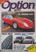 Option Auto magazine 02-03/1986 Issue 9