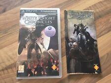 PSP:          WHITE KNIGHT CHRONICLES ORIGINS       PAL FR