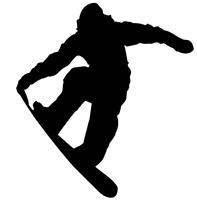 Snowboarder, Car, Van, Camper, Pick Up Truck, Wall, Door, Decal, Sticker.