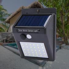 30 LED Wandleuchte Wandlampe Strahler Flutlicht mit Bewegungsmelder Sensor Außen