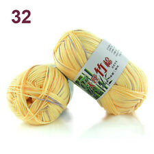 Soft Warm Knitting Knitted Knitgoods gift Wool Cashmere Yarn Worsted 50g ball