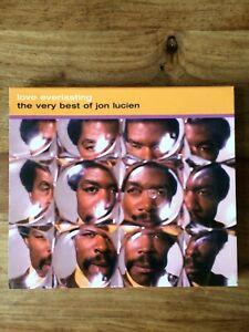 Jon Lucien - Love Everlasting (The Very Best of Jon Lucien) (CD, 1999)