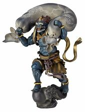 Kaiyodo Takeya Style Fujin Blue 140mm Painted Action Figure KT-016