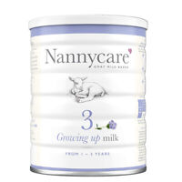 Nanny Care Stage 3 Formula First Infant Goat Milk(900g)- UK 1, 3, 4,6 box