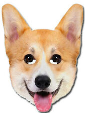 The Queen's Royal Corgi Dog Single Card Party Face Mask Events Parties Dress Up