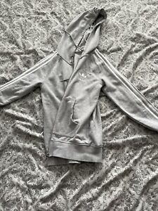 addidas tracksuit top women Size 8
