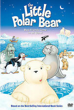 The Little Polar Bear (DVD, 2005) Animated