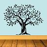Personalised Family Tree Wall Art Vinyl Decal Sticker Home Decor
