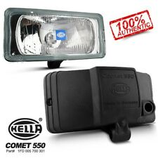 New & Genuine HELLA Comet 550 Clear Driving Fog Lamp Spot Lights Kit (Pair) 4x4