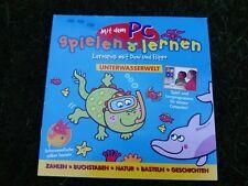 PC Spiel: spielen und lernen: Lernspaß mit Dani und Flippo: Unterwasser