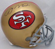 JOE MONTANA AUTOGRAPHED SIGNED 49ERS FULL SIZE REPLICA HELMET BECKETT 135948