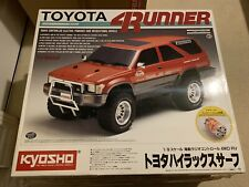 1:9 Kyosho Toyota 4runner RC EP Electric Power Vintage NIB Tamiya Hilux Bruiser