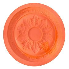 Make Your Own Plaster Ceiling Rose- Silicone Mould + Plaster