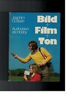 Joachim G. Staab - Bild + Film + Ton - 1973