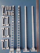 Hobbex OG104  Oberleitung für LGB, 2 Quertragwerke, Bausatz, Neu
