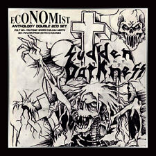 SUDDEN DARKNESS / ECONOMIST Fear of Reality: Anthology 2-CD Stormspell Records