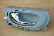 LEFT DOOR HANDLE DOVE GREY - Jaguar X-Type 2001-2010