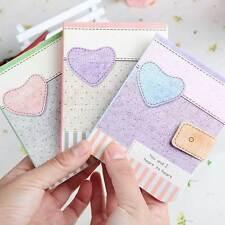 1Pcs Cute Cartoon Colorful Blank Notebook Notepad Paper Journal Diary Stu.US