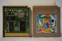 Super Mario Land 2 6 Golden Coins Game Boy gameboy spiel Nintendo PAL SAVES 1992