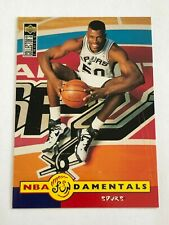 Card David Robinson Upper Deck COLLECTOR'S CHOICE NBA FUNDAMENTALS #189