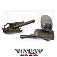 2x Boquilla de lavado Clips Para Parabrisas lavado de coche Ford Fiesta 1009226