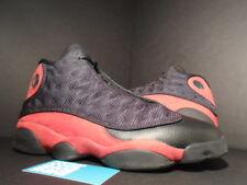 2013 Nike Air Jordan XIII 13 Retro BLACK TRUE FIRE RED WHITE BRED 414571-010 11