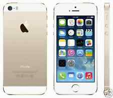NEW APPLE IPHONE 5S 64GB GOLD UNLOCKED IOS 10 SMARTPHONE + FREE GIFTS