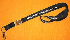 Rene Staud Photography Schlüsselband Lanyard NEU (A5.2)