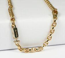 "Exclusive ""Balestra"" Anker Kette, 750 Gold, 50 cm , 40 Gramm"
