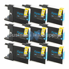 9 CYAN LC71 LC75 Ink Cartridge for Brother MFC-J280W MFC-J425W MFC-J435W LC75C