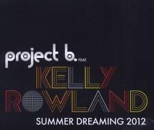 Project B. feat. Kelly Rowland Summer Dreaming 2012 Single Maxi-CD Neu & Ovp