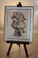 NEU OVP| Goebel M. J. Hummel Gallery * Puppenmütterchen *350007