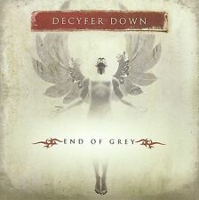 End of Grey by Decyfer Down (CD, Jun-2006, Columbia (USA))