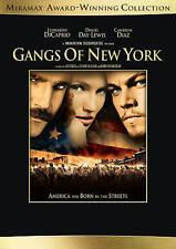 Gangs of New York (DVD, 2011)