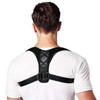 Back Posture Correction Shoulder Corrector Support Brace Belt Men Wom YR