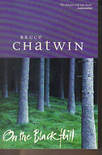 BRUCE CHATWIN - On The Black Hill P/B