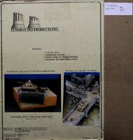 Synergy Dio Products 1:35 Undamaged Stone Clad Bridge Diorama #350150U