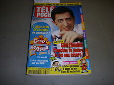 TELE POCHE 1984 16.02.2004 ELMALEH Cl FRANCOIS LE SPLENDID CHRISTOPHER LEE