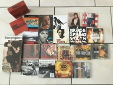 Bruce Springsteen Collection 25 CD's
