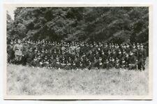 Foto österreichisches Polizeibataillon Portrait nach Anschluss Pol.Batl. (4798)