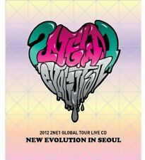 New Evolution In Seoul (2012 2ne1 Global Tour Liv - 2ne1 (2012, CD NEUF)