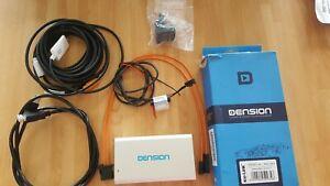 Dension Gateway500 Lite MOST - GWL1MO1 for Porsche, BMW, MERC, SAAB