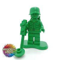 LEGO - Toy Story - Green Army Man - Plain - mini figure - 7595