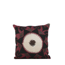 """13.78"""" x 13.78"""" Pillow Cover Suzani Pillow Vintage FAST Shipment With UPS 09715"""