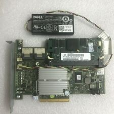 Dell PERC H700 1GB Cache 6Gbps SAS RAID Internal Controller Card with batte