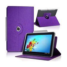 """Housse Etui Universel M couleur Violet pour Tablette Moonar Cube U27GT-S 8"""""""